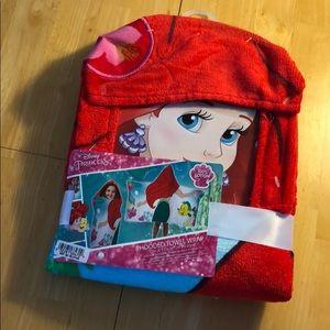Ariel princess Towel